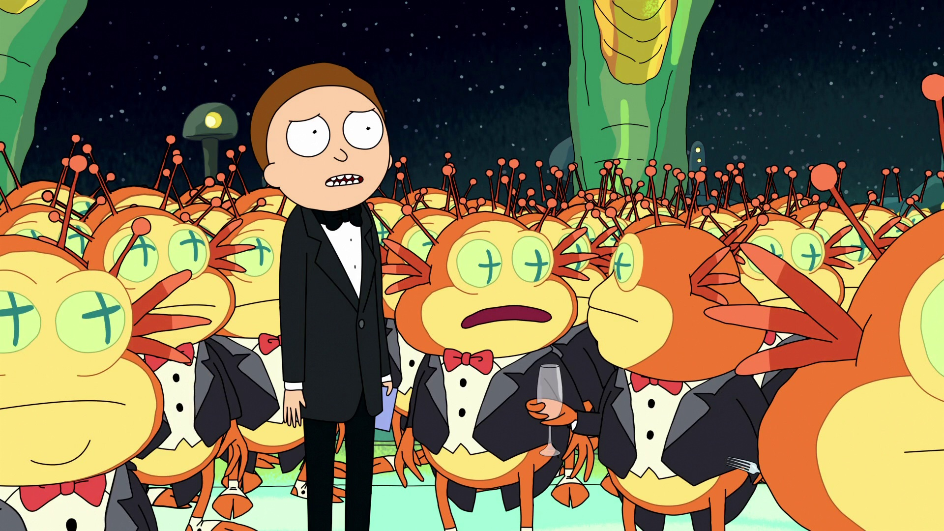 Rick and Morty Рик и Морти рик и морти   сообщество
